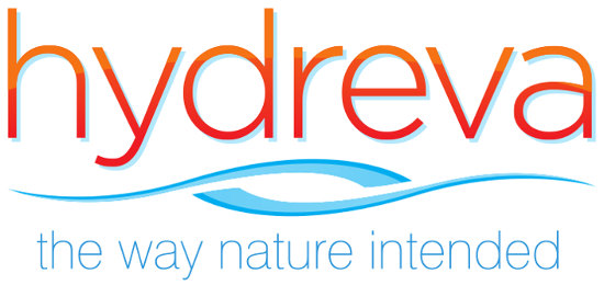 Hydreva structured water (logo)
