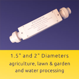 "agriculture 2"" structured water unit"
