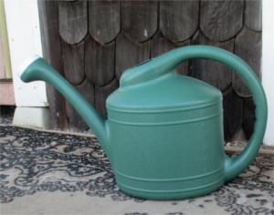 HTG gardening water usage measurement