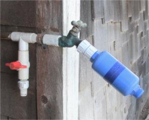 Hydreva structured water gardening test