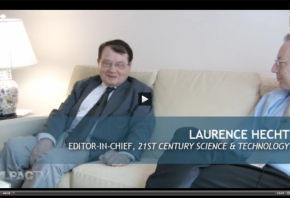 Dr. Luc Montagnier structured water